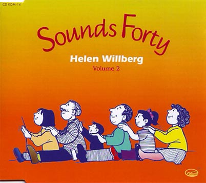 HELEN WILLBERG - Sounds Forty